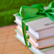 Books - present - Stock Photo