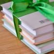 Stock Photo: Books - present