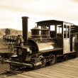 Old Train — Stock Photo #8746111