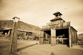 Calico Ghost Town — Stock Photo