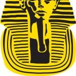 Tutankhamen — Stock Vector