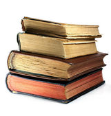 Old books . — Stock Photo