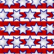 4th July Background — Image vectorielle