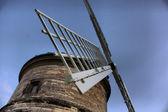 Chesterton windmühle, warwickshire, großbritannien — Stockfoto