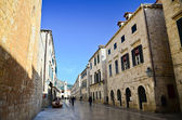 Sponza Palace - Dubrovnik, Croatia — Stock Photo