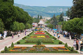 Resort Boulevard Kislovodsk — Stock Photo