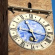 Stock Photo: Clock tower of basilicof palladio, vicenzitaly