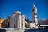 Old church in Town of Zadar — Stock Photo