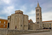Church of St. Donatus in Zadar, Croatia — Stock Photo