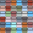 Royalty-Free Stock Vector Image: Background with  colorful blocks