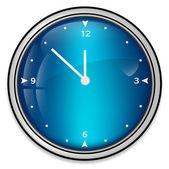 Moderní hodiny — Stock vektor
