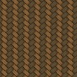 Wood twill seamless texture tile - Stock Photo