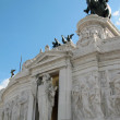 Statua dea Roma - Stock Photo