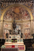 Duomo di siena altare — Stockfoto