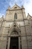 Duomo di Napoli — Stock Photo