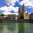 Zurich switzerland. — Stock Photo