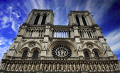 Paris - France Notre Dame — Stock Photo