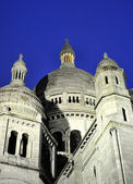 Paris - France Basilique Du Sacre Coeur. Close up. — Stock Photo
