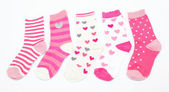 Children's socks. — Stock Photo