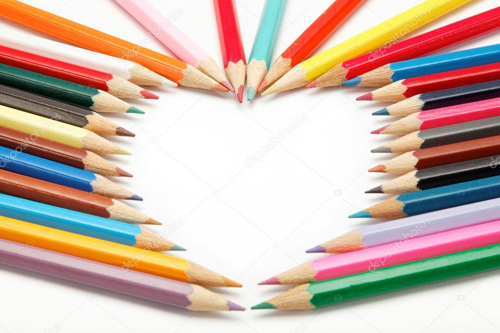 Qual a cor do lápis???...