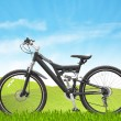 Mountain bicycle — Stockfoto