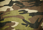 Military camouflage background — Foto Stock