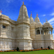 Toronto Hindu temple Shri Swaminarayan Mandir — Stock Photo