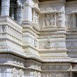 Toronto Hindu temple Shri Swaminarayan Mandir - Stock Photo