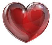 Srdce grafika — Stock vektor