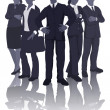 Vetorial Stock : Business team illustration