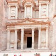 Treasury of Petra — Stock Photo