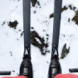 Ski lift — Stock Photo #9013325