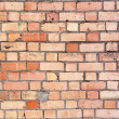 Stock Photo: Bricked wall