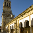 Mosque of Cordoba — Stock Photo