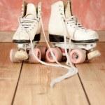 Roller skates — Stock Photo #9143087