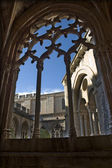 Santes Creus monastery — Stock Photo