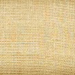 Stock Photo: Old yellow burlap background