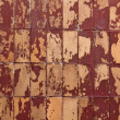 Shabby tiles — Stock Photo #10585365
