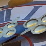 Clock tower detail — Stock Photo #10585919
