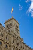 古西班牙建筑 — 图库照片