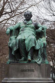 Goethe in Vienna — Stock Photo