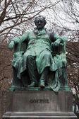 Goethe à vienne — Photo