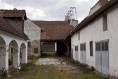 Abandoned farm — Stock Photo