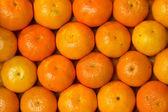 Box of oranges — Stock Photo