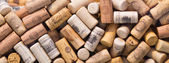 Unsorted corks — Stock Photo