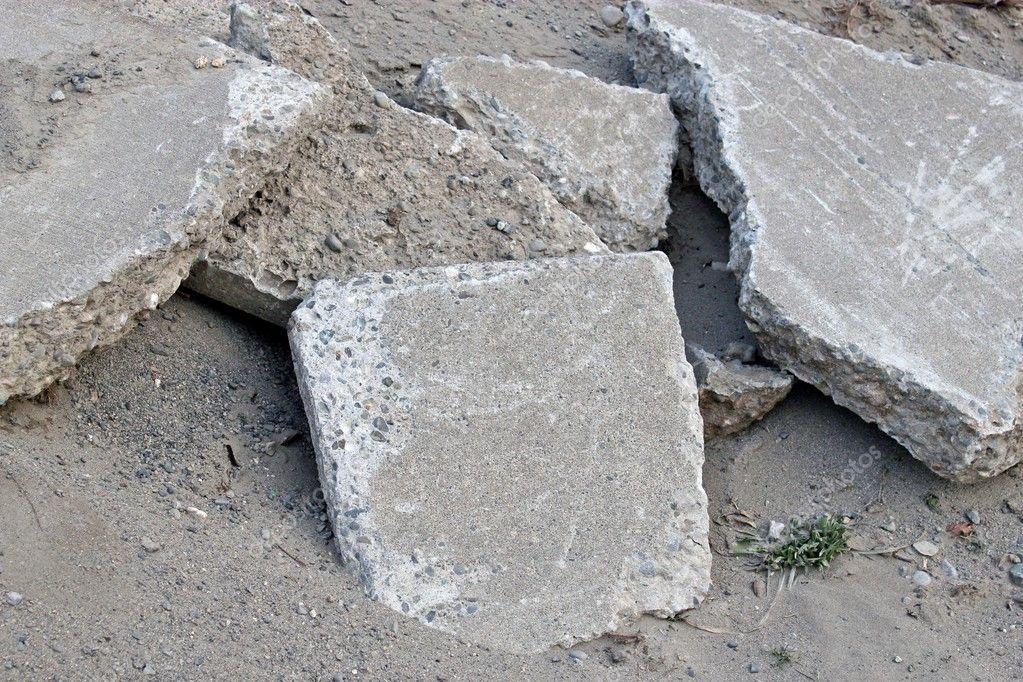 Broken Concrete Stock Photo 169 Mcornelius 8275241