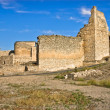 CalatravlViejCastle Ruins in Spain — Stock Photo #8989407