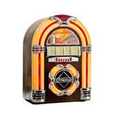 Retro jukebox, samostatný — Stock fotografie