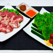 Korean cuisine — Stock Photo