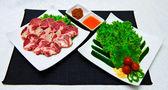 Korean cuisine — Stock Photo